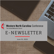 The Latest Edition of E-News - #EndRacism, Clergy Session, Rethinking Summer Mission, and More